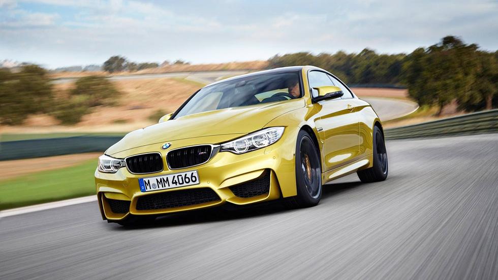 BMW M3 y M4 Coupé, deportivos de raza