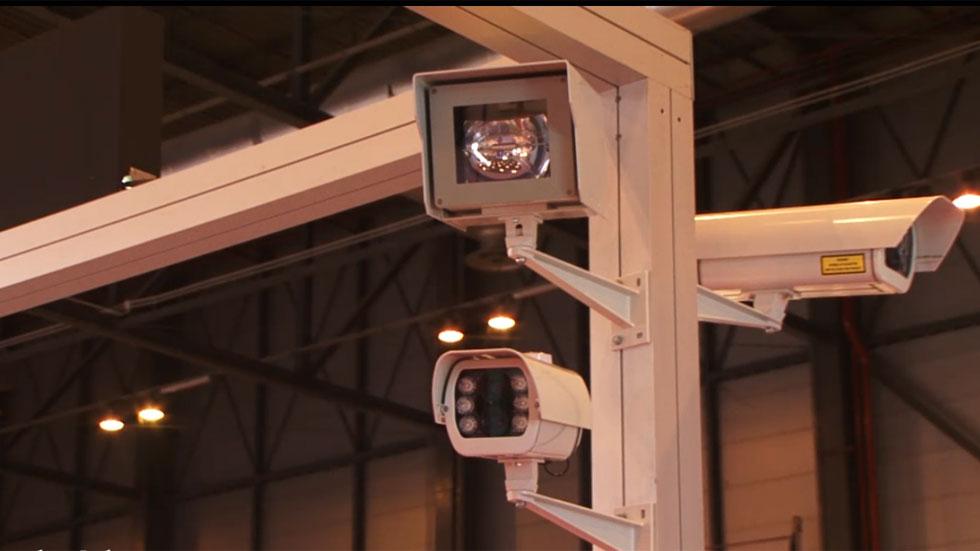 Trafic 2013: así son los radares del futuro. Vídeo
