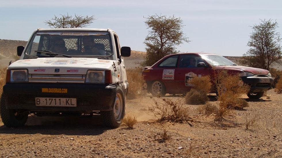 Oasis Raid 2014, aventura solidaria en Marruecos