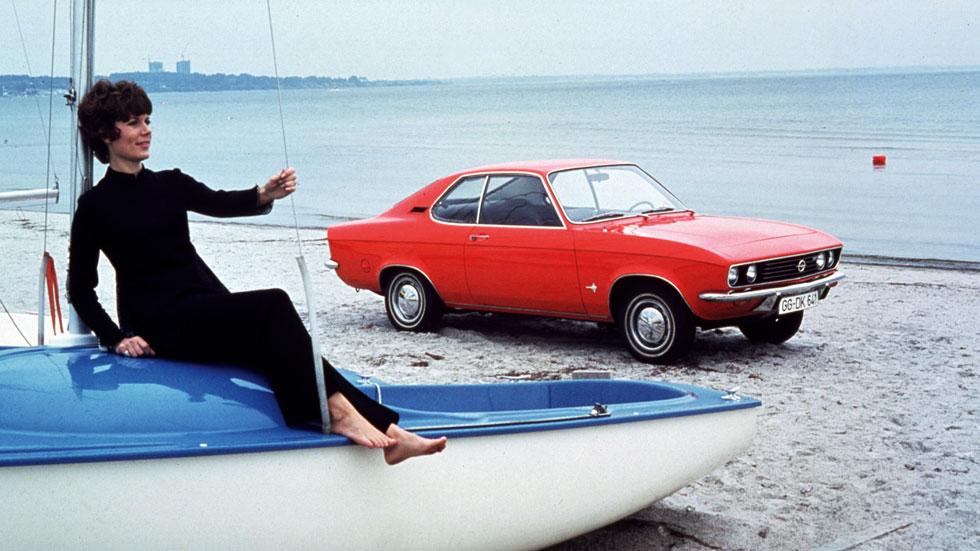 Los 10 Modelos Mas Importantes En La Historia De Opel Noticias