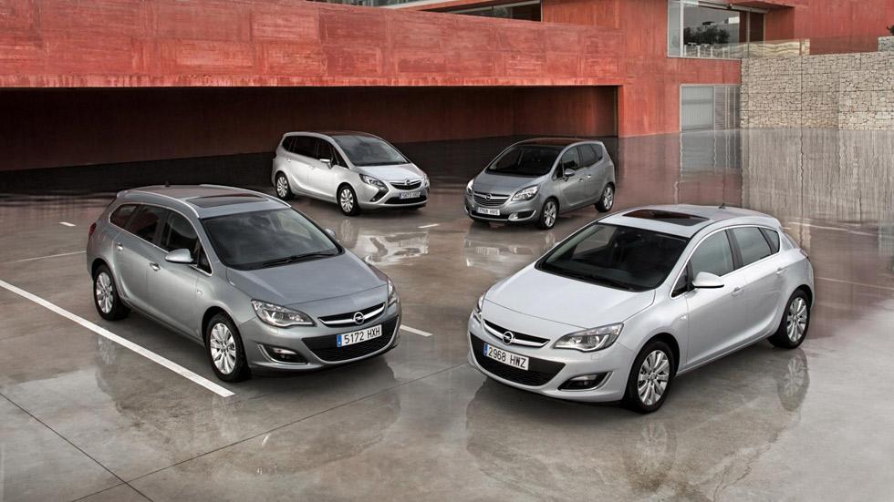 Nuevo motor Opel 1.6 CDTI de 110 y 136 CV, eficiencia Diesel