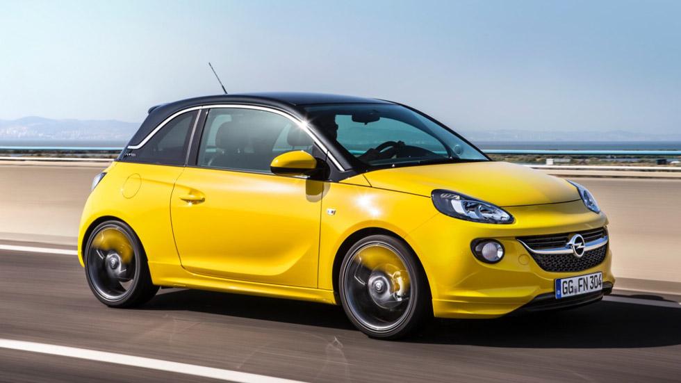 Opel ADAM con cambio Easytronic 3.0, por 750 euros más