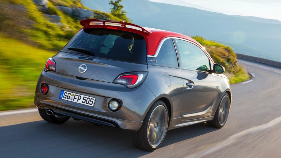Opel Adam S, vestido de OPC