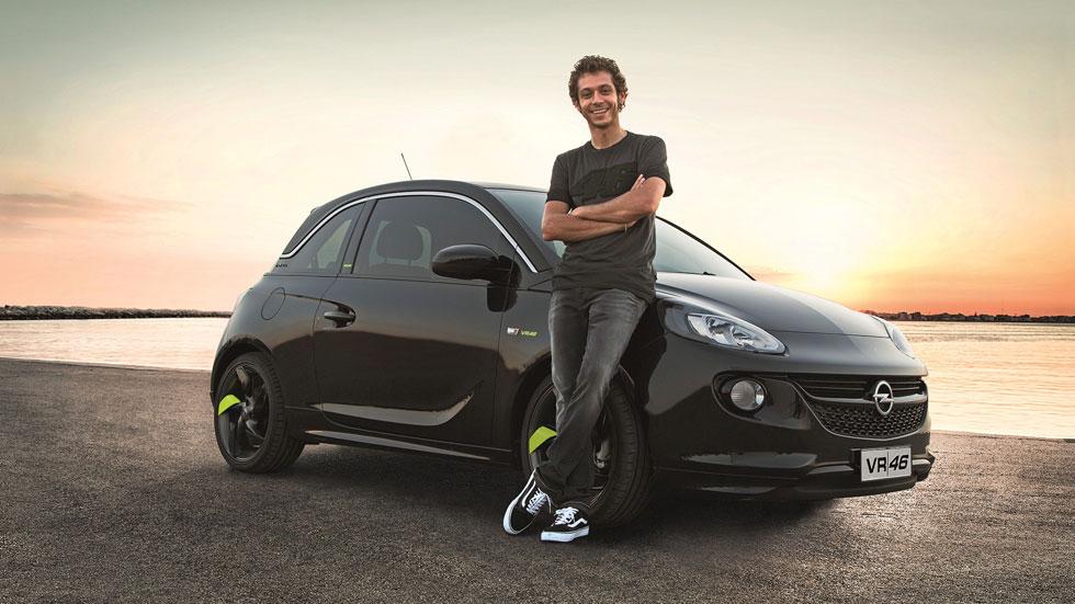 Opel Adam VR 46 Limited Edition, Valentino Rossi ya tiene coche