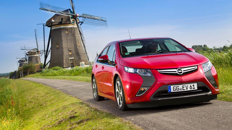 Opel Ampera, ahora 9.000 euros más barato