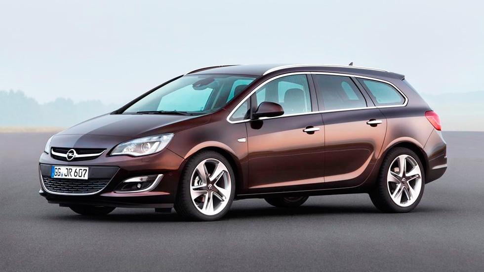 El Opel Astra estrena el motor 1.6 SIDI Turbo de 170 CV