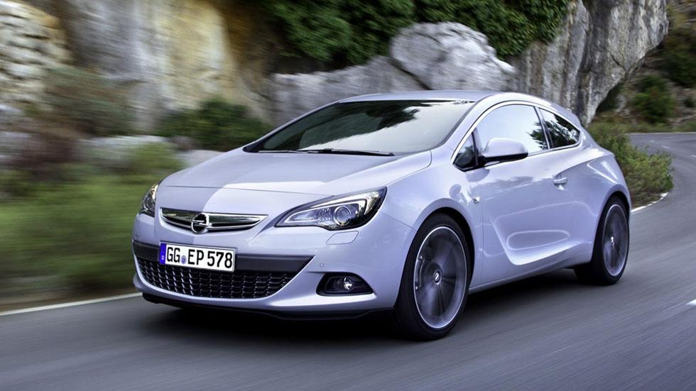 Opel Astra GTC de 200 CV, a la venta desde 28.250 euros
