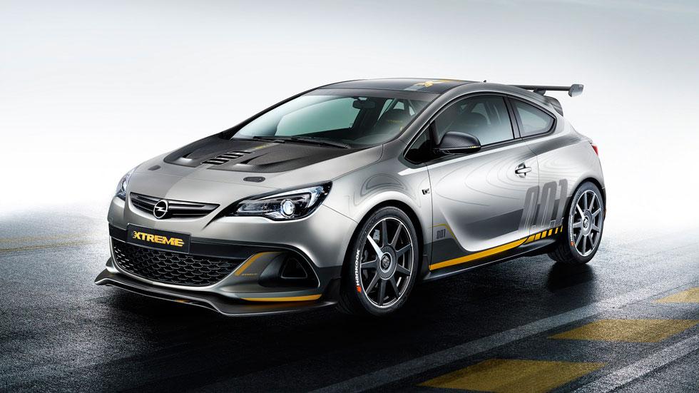 Opel Astra OPC EXTREME: el circuito y la calle te esperan
