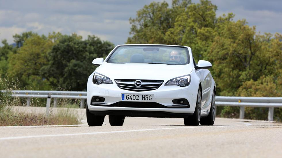 Prueba: Opel Cabrio 1.6 Turbo, aires de grandeza