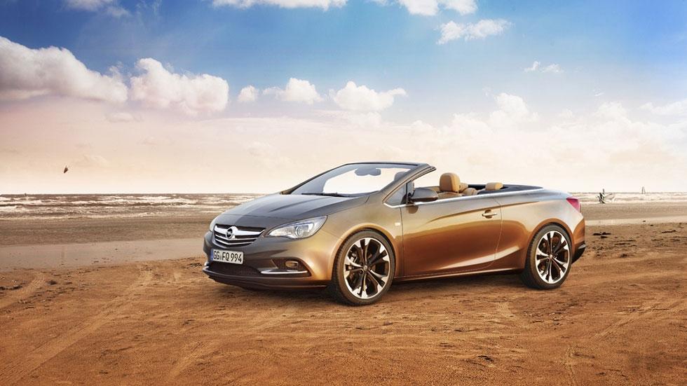 Opel Cabrio, a la venta en abril desde 29.900 euros