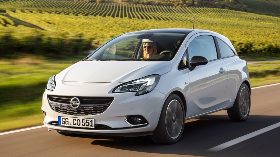 Contacto Opel Corsa  1.4 EcoFLEX: experiencia superior