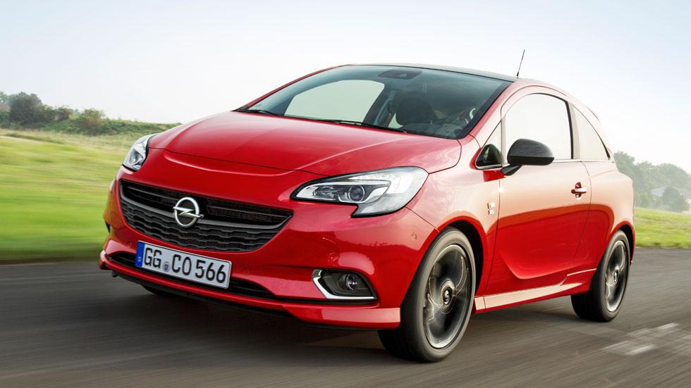 Opel Corsa 2015, avance cualitativo