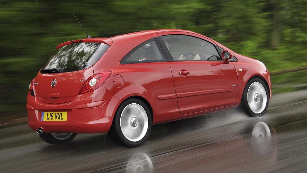 Opel Corsa, uno de los diez coches mas vendidos de nuestro país