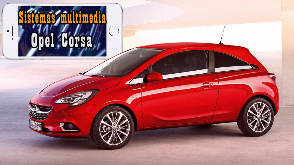 Opel Corsa: analizamos su sistema multimedia (vídeo)