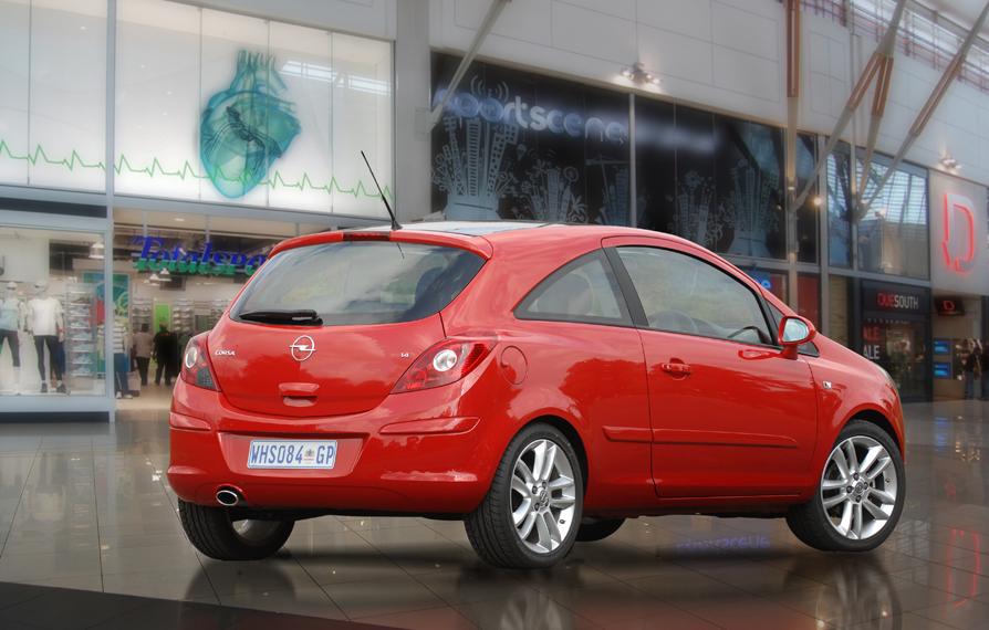 El Opel Corsa, el coche más vendido en marzo