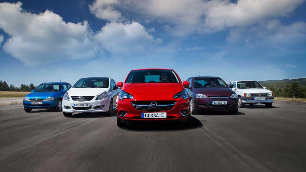 Opel Corsa: 5 razones por las que comprarlo