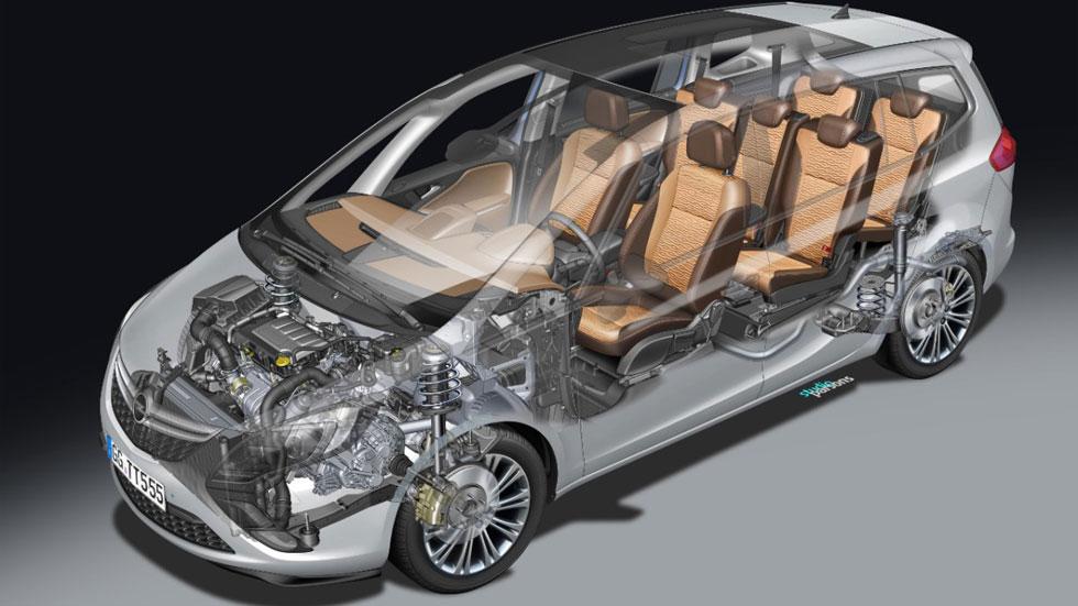 """Opel se siente """"Flex"""": 15 años de innovación familiar"""