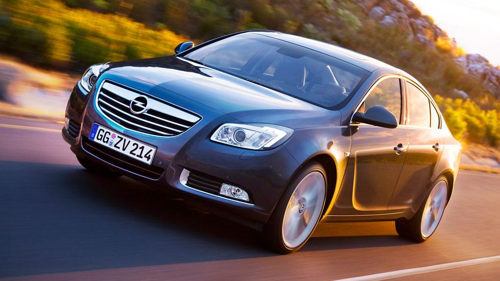 Opel/Vauxhall Insignia (2009)