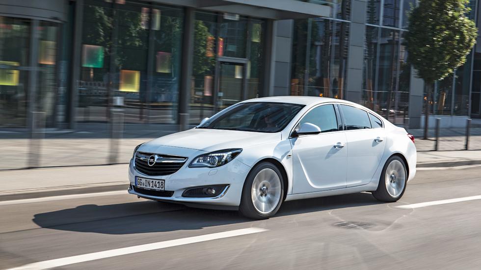 Contacto: Opel Insignia 2014, mejorando lo presente