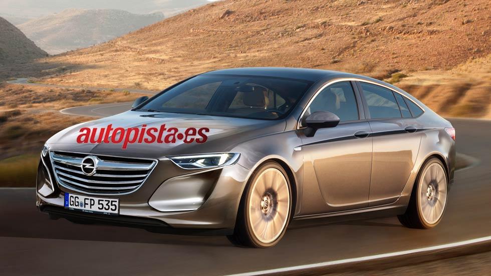 Nuevo Opel Insignia, apuesta en diseño y tecnología