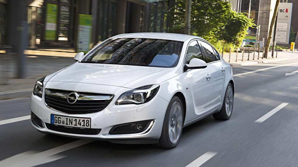 Opel Insignia 1.6 CDTi de 120 y 136 CV, eficiencia Diesel