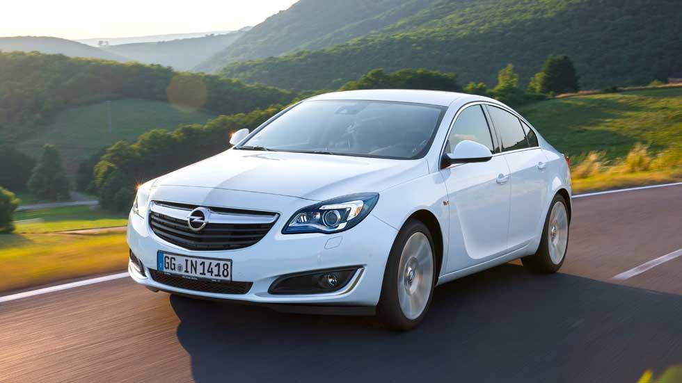 Opel Insignia 2.0 CDTI 170 CV, más potencia y menos consumo