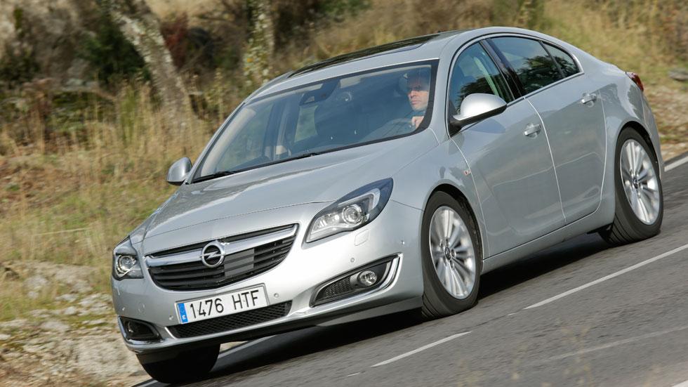 Prueba: Opel Insignia 2.0 CDTi Ecoflex, afán de superación