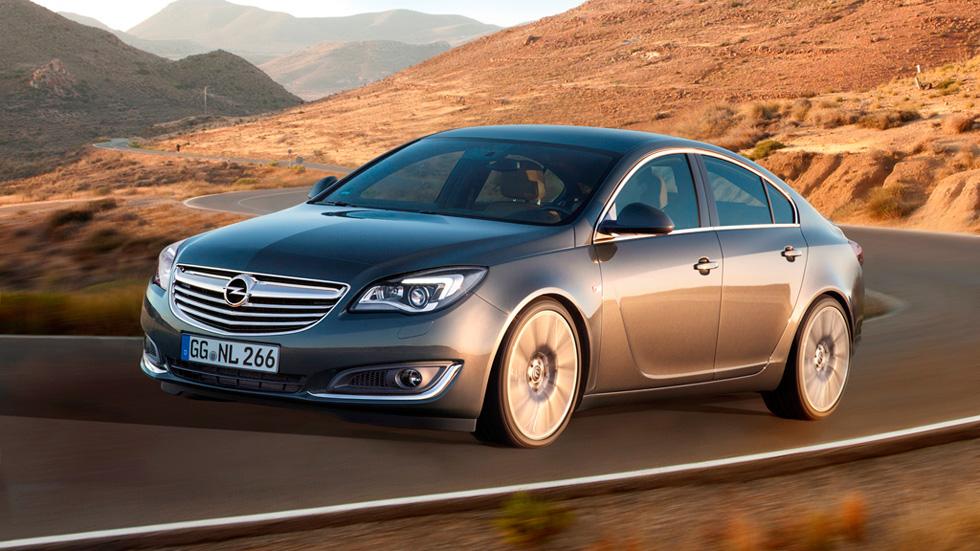 Nuevo Opel Insignia 2014, mejoras en todos los terrenos