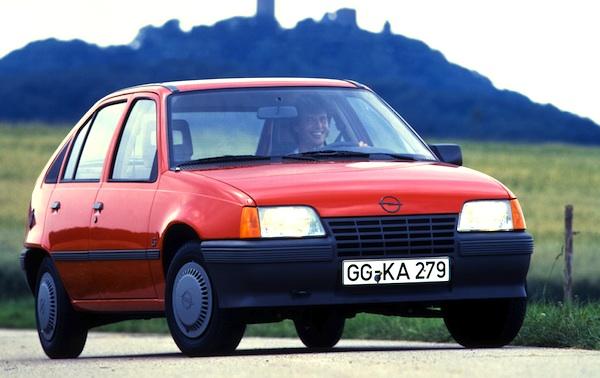 Opel Kadett (1985)