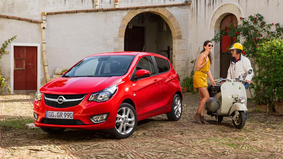 Opel Karl, llega el Opel más barato