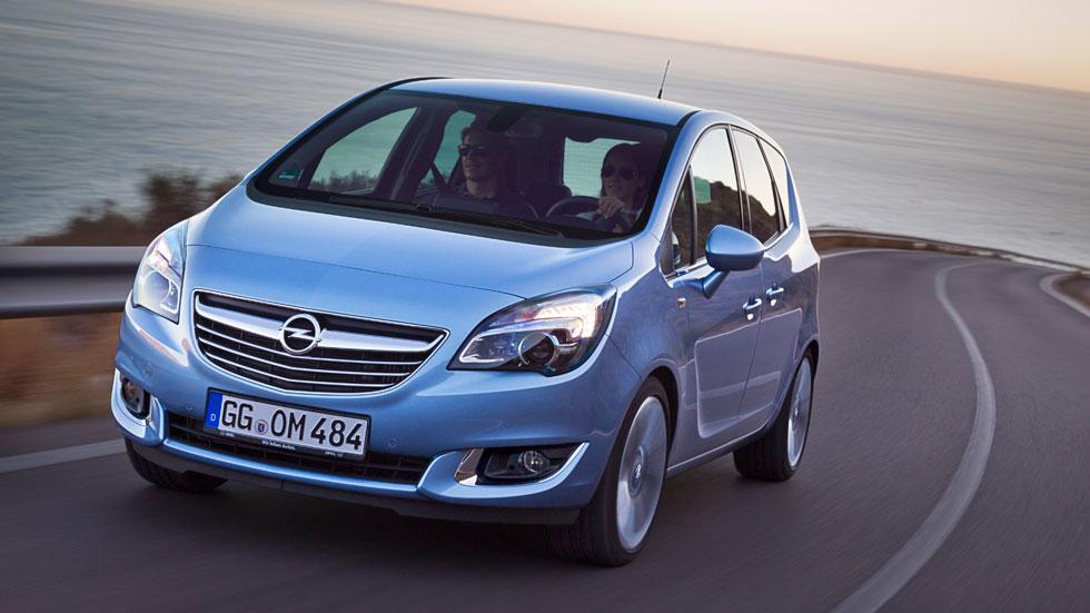 Contacto: Opel Meriva 2014, buenos complementos