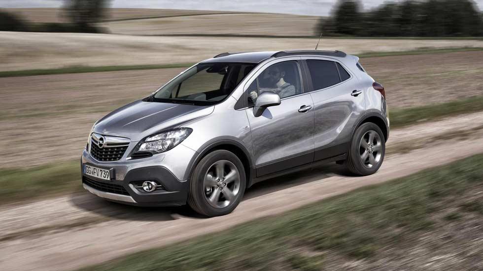 Opel Mokka 1.6 CDTI 110 CV, eficiencia Diesel
