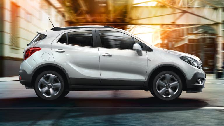 El Opel Mokka podría fabricarse en Figueruelas