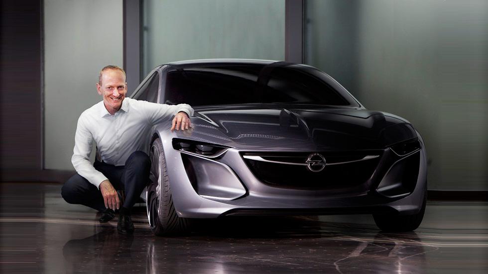 Opel Monza: la base del futuro de la nueva era de Opel