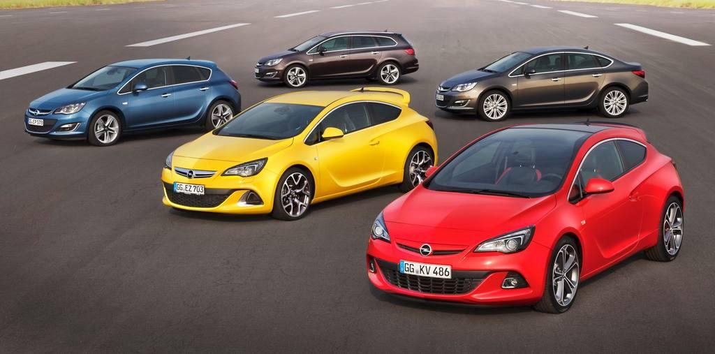 Nueva gama de motores Diesel 1.6 de Opel