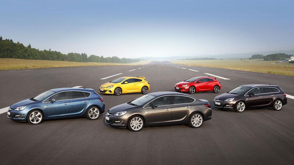Nuevo programa de coches de ocasión de Opel