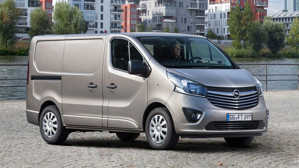 Nuevo Vívaro, segunda generación del comercial ligero de Opel (y Renault).