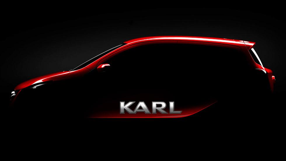 Opel Karl, un anticipo del futuro urbano alemán