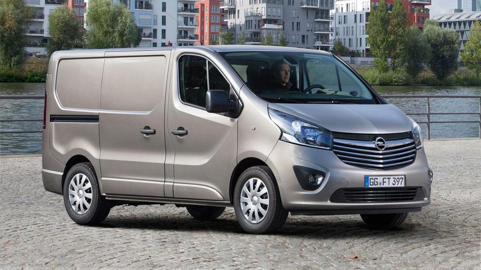 Opel Vivaro, la segunda generación llegará tras el verano