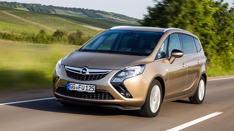 Contacto: Opel Zafira Tourer 1.6 CDTI de 136 CV