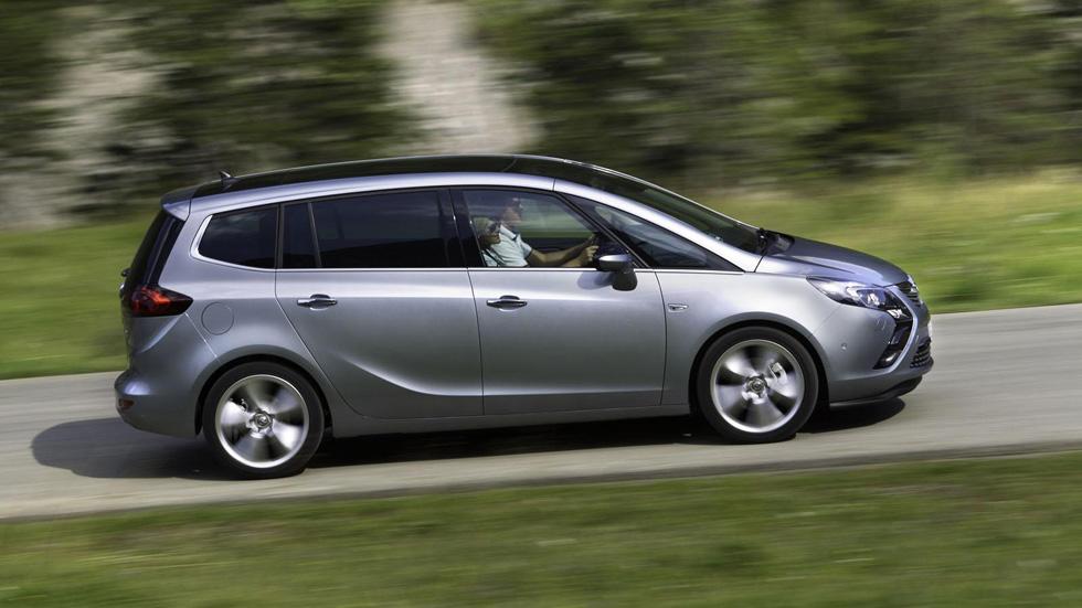 Nuevo Opel Zafira Tourer 1.6 SIDI de 200 CV
