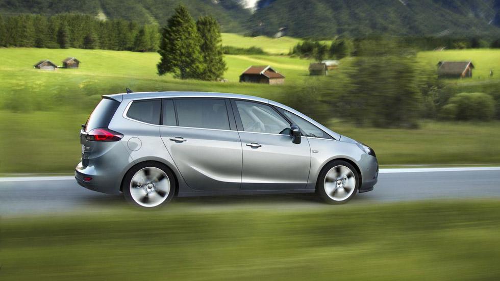 Opel Zafira Tourer 1.6 CDTI ecoFLEX, ahora con 120 CV