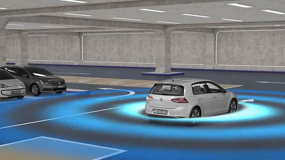 Así será el parking mágico del futuro (Vídeo)