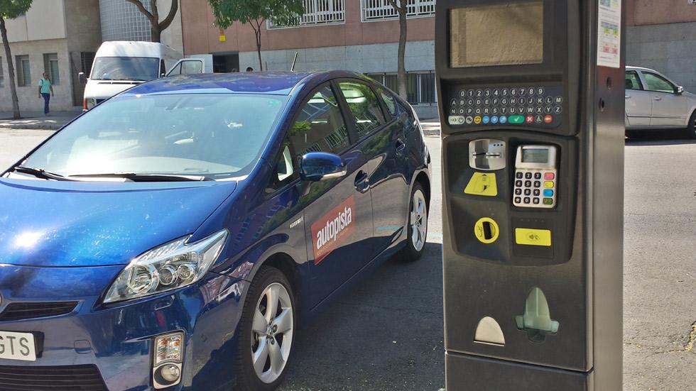 Videonoticia: los nuevos parquímetros de Madrid cobran de más a los coches híbridos
