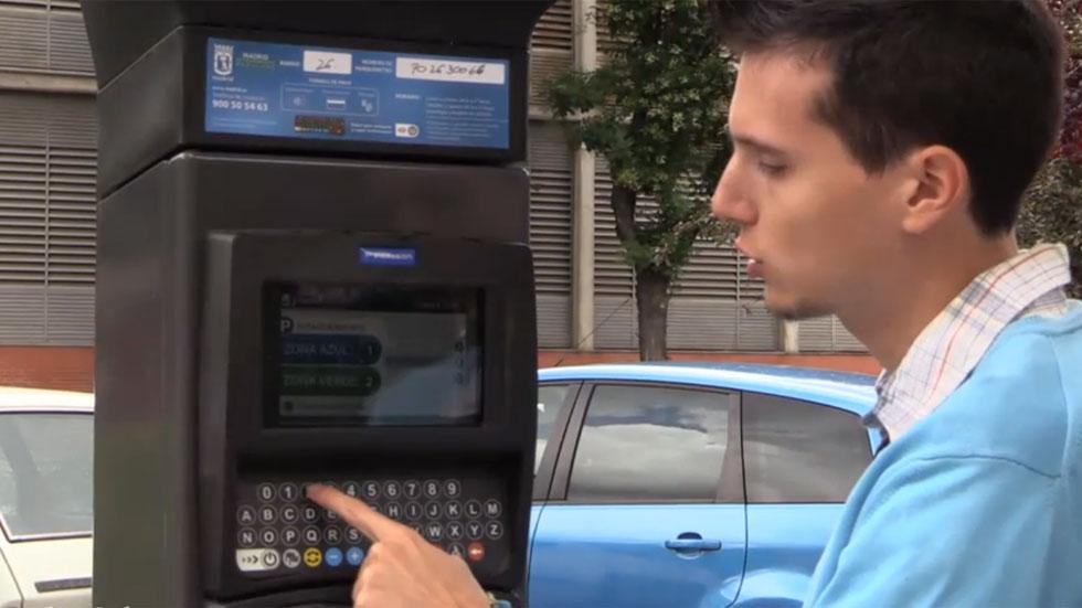 Vídeo: cinco respuestas sobre los nuevos parquímetros de Madrid