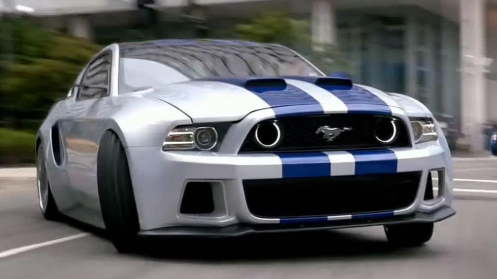 'Need For Speed', los coches más espectaculares de la película