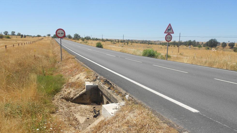 Los peligros de la carretera, atentos a ellos