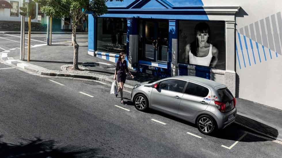 Peugeot 108 Playlist, inspiración musical