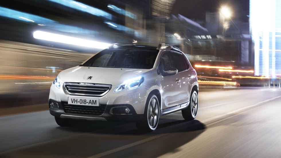 El Peugeot 2008 estrena el motor tricilíndrico de 130 CV