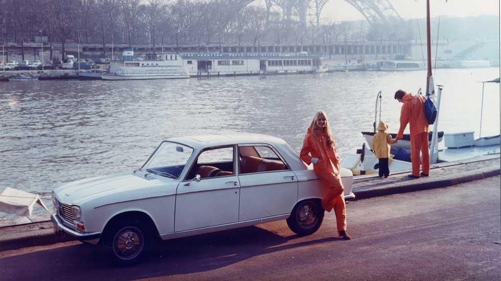 Peugeot 204, un pionero 50 años después
